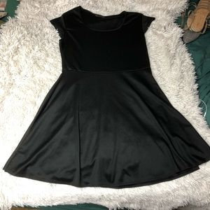 Plus Size Basic Skater Dress!